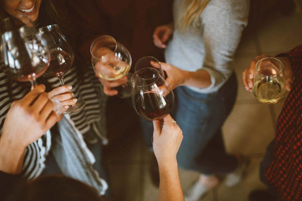 Hoe maak ik indruk met wijn, online wijncursus