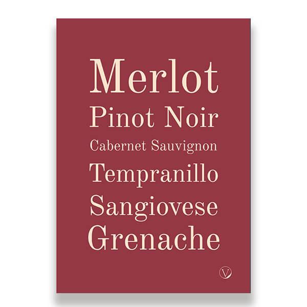 kaarten met thema wijn, online wijncursus